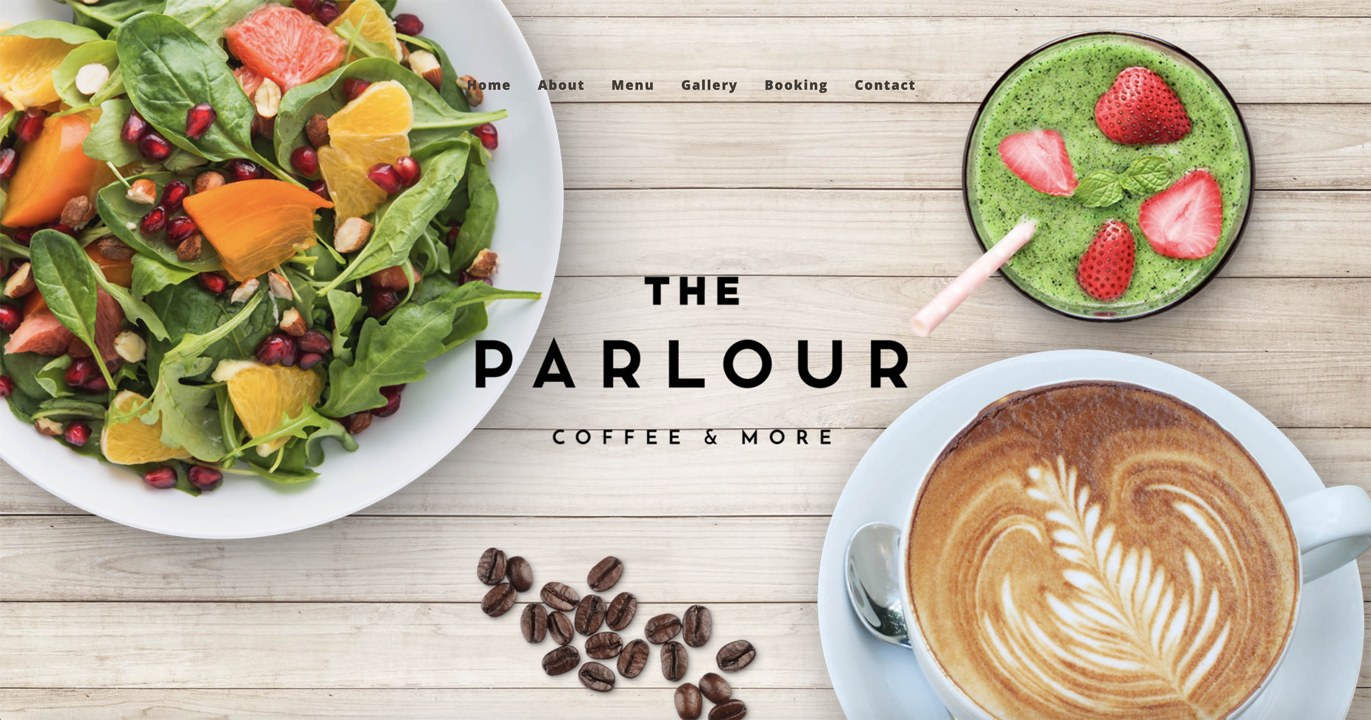 Cafe WordPress Web Designer London